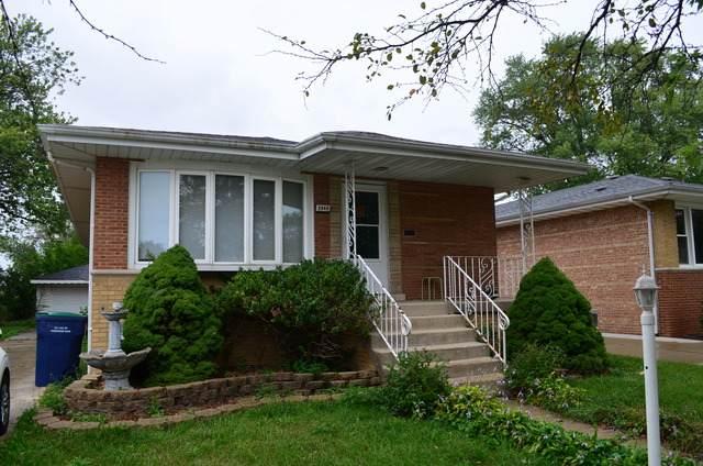 2840 W 100th Place, Evergreen Park, IL 60805 (MLS #10859020) :: John Lyons Real Estate