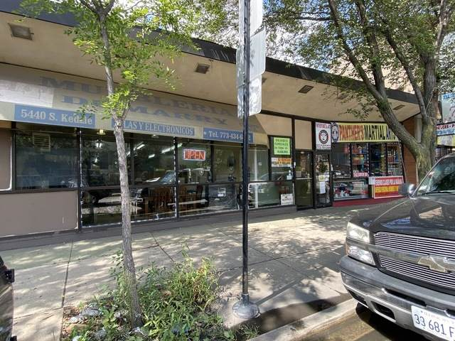 5436 Kedzie Avenue, Chicago, IL 60632 (MLS #10859065) :: Helen Oliveri Real Estate