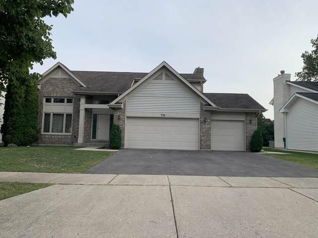 735 Waverly Lane, Wheeling, IL 60090 (MLS #10859110) :: Helen Oliveri Real Estate