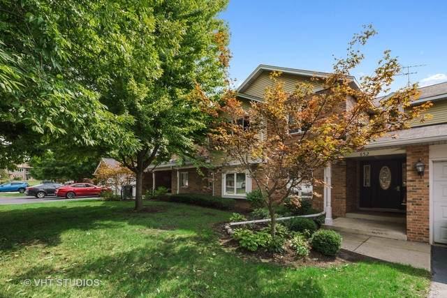652 Dana Court D, Naperville, IL 60563 (MLS #10859111) :: John Lyons Real Estate