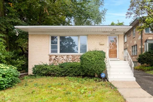 6108 N Caldwell Avenue, Chicago, IL 60646 (MLS #10859169) :: BN Homes Group