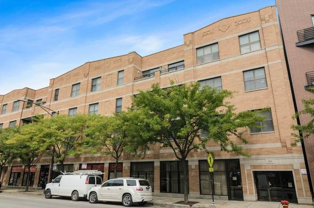 2040 W Belmont Avenue #305, Chicago, IL 60618 (MLS #10859175) :: Touchstone Group
