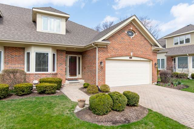 851 Pinegrove Court, Wheaton, IL 60187 (MLS #10859249) :: John Lyons Real Estate