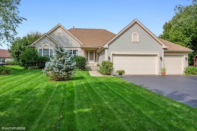 402 Farnsworth Circle, Port Barrington, IL 60010 (MLS #10859269) :: John Lyons Real Estate