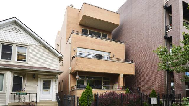 3052 N Oakley Avenue #2, Chicago, IL 60618 (MLS #10859296) :: Property Consultants Realty