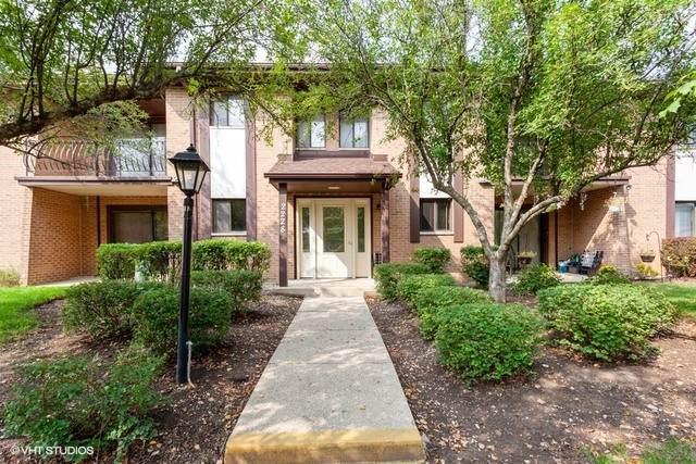 2228 Wharf Drive #1406, Woodridge, IL 60517 (MLS #10859302) :: John Lyons Real Estate