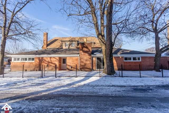 1800 E 78TH Street, Chicago, IL 60649 (MLS #10859413) :: Angela Walker Homes Real Estate Group