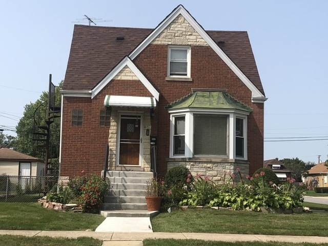 1548 N 20th Avenue, Melrose Park, IL 60160 (MLS #10859419) :: John Lyons Real Estate