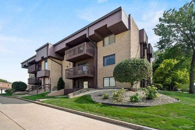 1510 N Rock Run Drive 2C, Crest Hill, IL 60403 (MLS #10859516) :: John Lyons Real Estate
