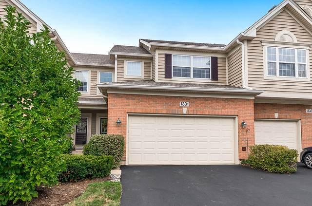 1331 Danada Court, Naperville, IL 60563 (MLS #10859568) :: John Lyons Real Estate