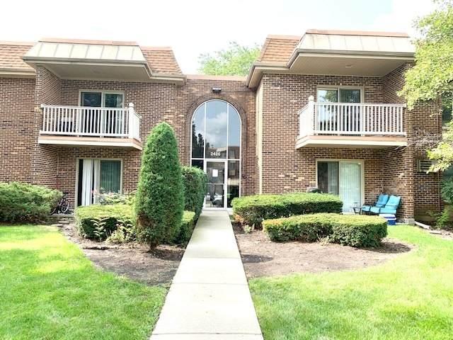 2426 N Kennicott Drive 2D, Arlington Heights, IL 60004 (MLS #10859667) :: John Lyons Real Estate