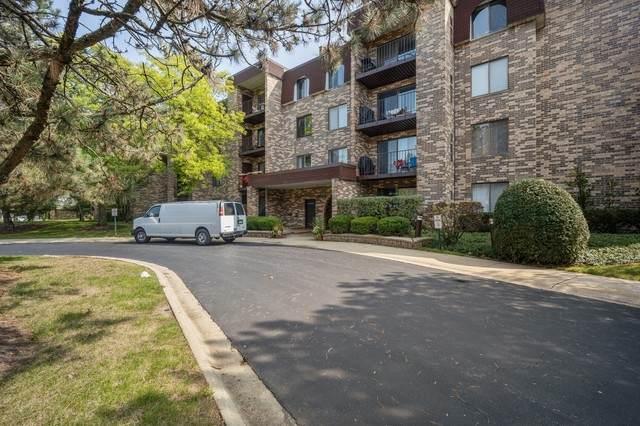 2005 Valencia Drive #106, Northbrook, IL 60062 (MLS #10859679) :: John Lyons Real Estate