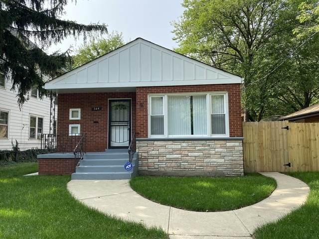 344 Calumet Boulevard, Harvey, IL 60426 (MLS #10859693) :: John Lyons Real Estate