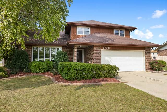 6332 157th Place, Oak Forest, IL 60452 (MLS #10859756) :: John Lyons Real Estate