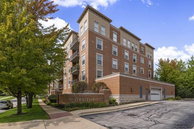 190 W Johnson Street #508, Palatine, IL 60067 (MLS #10859793) :: Suburban Life Realty