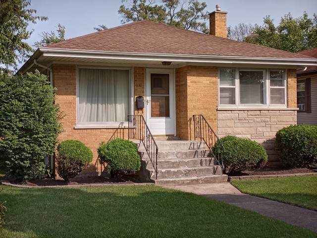 241 S Villa Avenue, Elmhurst, IL 60126 (MLS #10859912) :: Property Consultants Realty