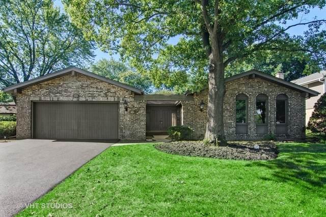 1111 E Grissom Drive, Palatine, IL 60074 (MLS #10859987) :: John Lyons Real Estate