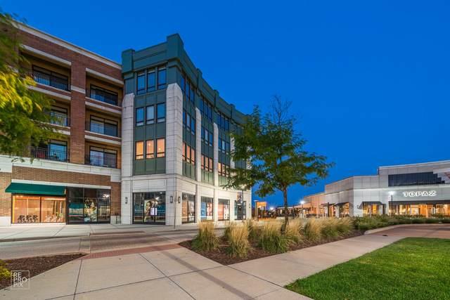 850 Village Center Drive #209, Burr Ridge, IL 60527 (MLS #10860087) :: John Lyons Real Estate