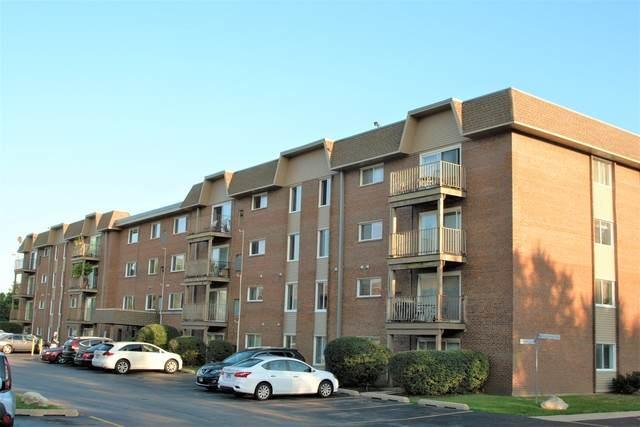 2301 Beau Monde Lane #310, Lisle, IL 60532 (MLS #10860166) :: John Lyons Real Estate