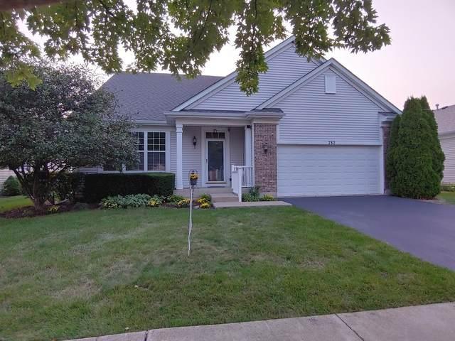 782 S Baldwin Lane, Romeoville, IL 60446 (MLS #10860175) :: Suburban Life Realty