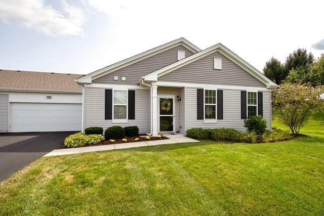 1592 Hannah Lane #1592, Hampshire, IL 60140 (MLS #10860187) :: John Lyons Real Estate