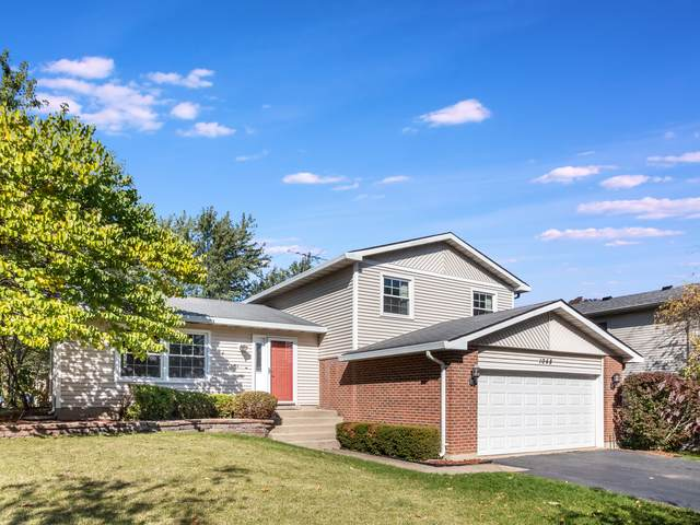 1048 W Park Place Drive, Bartlett, IL 60103 (MLS #10860196) :: John Lyons Real Estate