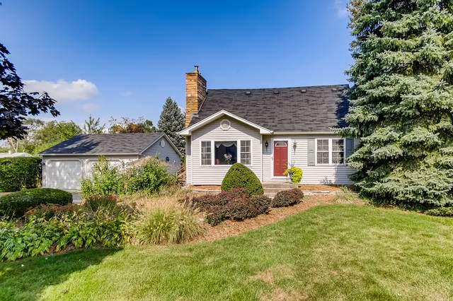 324 56th Street, Clarendon Hills, IL 60514 (MLS #10860221) :: John Lyons Real Estate