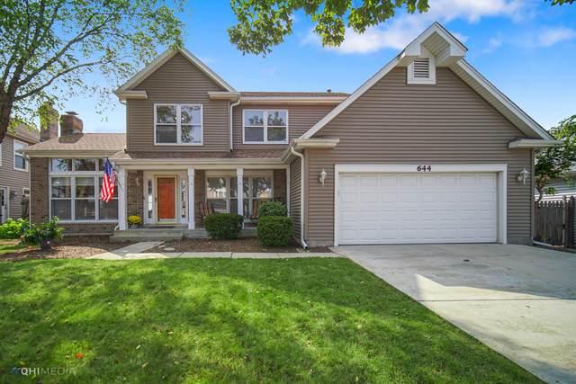 0N644 Brandon Boulevard, Winfield, IL 60190 (MLS #10860255) :: Ryan Dallas Real Estate