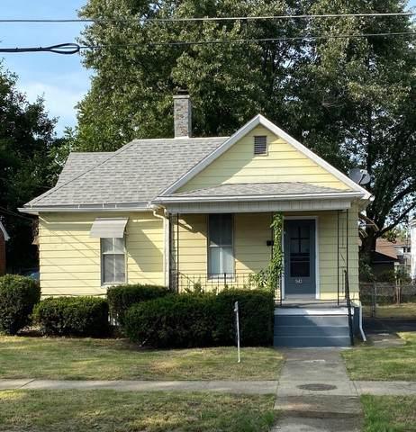 943 W Macarthur Avenue, Bloomington, IL 61701 (MLS #10860327) :: Lewke Partners