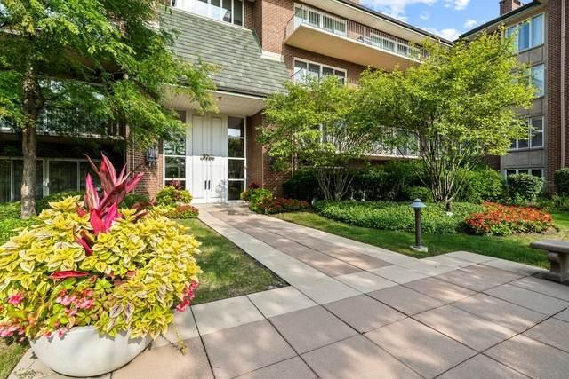 5 Oak Brook Club Drive S306, Oak Brook, IL 60523 (MLS #10860347) :: Helen Oliveri Real Estate