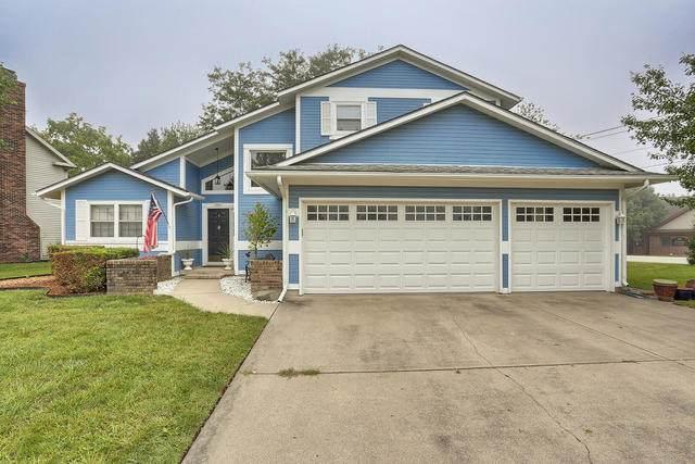 2401 Lakewood Drive, Champaign, IL 61822 (MLS #10860408) :: Ryan Dallas Real Estate