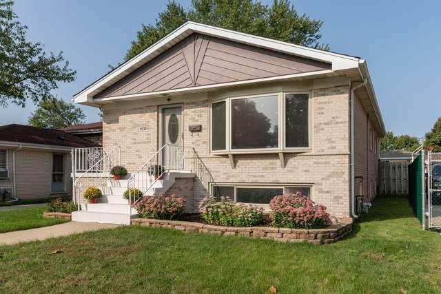 9528 S Kostner Avenue, Oak Lawn, IL 60453 (MLS #10860434) :: The Dena Furlow Team - Keller Williams Realty