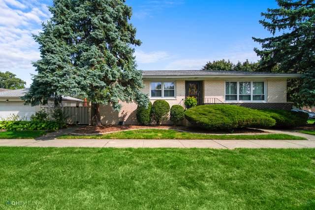 5124 W 91st Street, Oak Lawn, IL 60453 (MLS #10860571) :: Helen Oliveri Real Estate