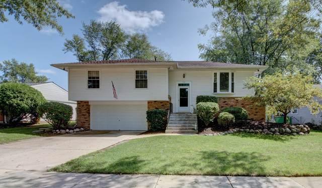 515 Ridge Circle, Streamwood, IL 60107 (MLS #10860588) :: John Lyons Real Estate