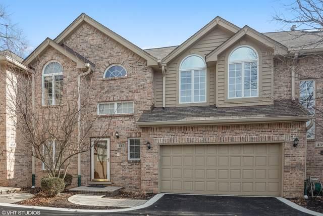 437 Ashbury Drive #437, Hinsdale, IL 60521 (MLS #10860601) :: John Lyons Real Estate