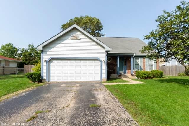 1030 Huron Drive, Elgin, IL 60120 (MLS #10860641) :: John Lyons Real Estate
