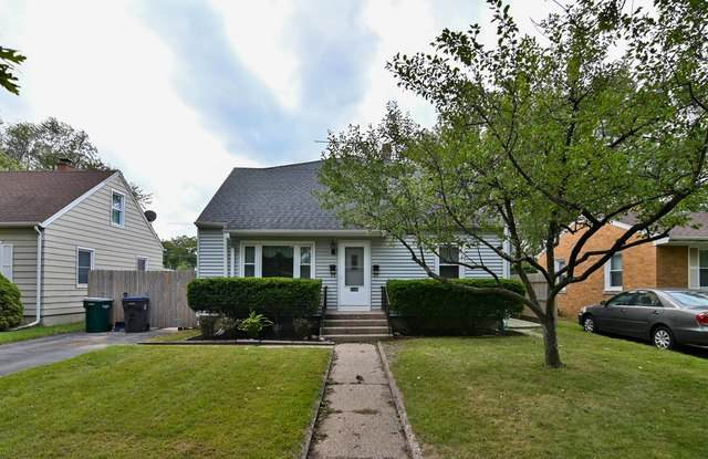 2108 Elim Avenue, Zion, IL 60099 (MLS #10860685) :: John Lyons Real Estate