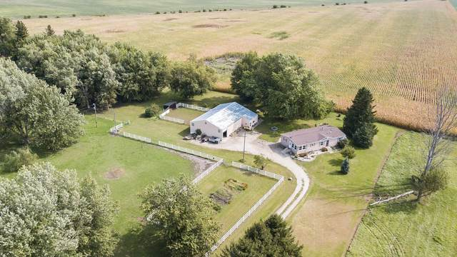 4104 E 14th Road, Earlville, IL 60518 (MLS #10860688) :: Helen Oliveri Real Estate
