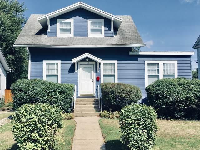 168 E Burlington Street, Riverside, IL 60546 (MLS #10860745) :: John Lyons Real Estate