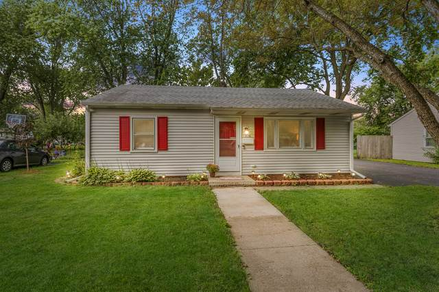 316 N Buell Avenue, Aurora, IL 60506 (MLS #10860809) :: Property Consultants Realty