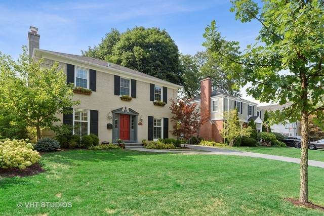 612 S Bristol Lane, Arlington Heights, IL 60005 (MLS #10860822) :: John Lyons Real Estate