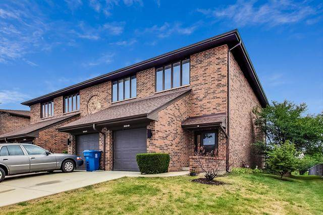 1342 W Byron Avenue D, Addison, IL 60101 (MLS #10860910) :: Touchstone Group