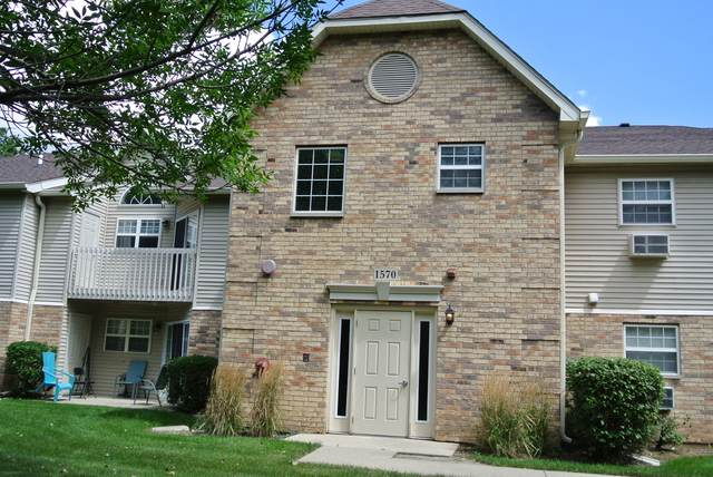 1570 W Sand Bar Court 2C, Round Lake, IL 60073 (MLS #10860946) :: John Lyons Real Estate