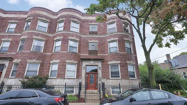 542 E 44th Street #2, Chicago, IL 60653 (MLS #10860947) :: Property Consultants Realty