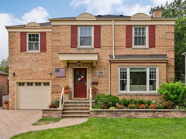 106 Lincoln Street, Glenview, IL 60025 (MLS #10860948) :: Property Consultants Realty
