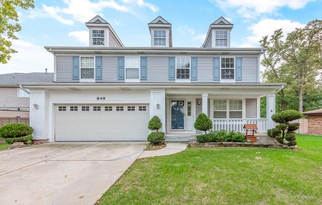 849 Plentywood Lane, Bensenville, IL 60106 (MLS #10860992) :: John Lyons Real Estate