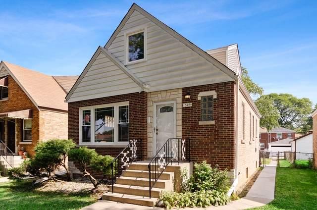 329 46th Avenue, Bellwood, IL 60104 (MLS #10861114) :: John Lyons Real Estate