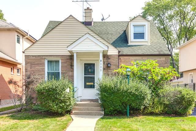 9115 Mcvicker Avenue, Morton Grove, IL 60053 (MLS #10861135) :: John Lyons Real Estate