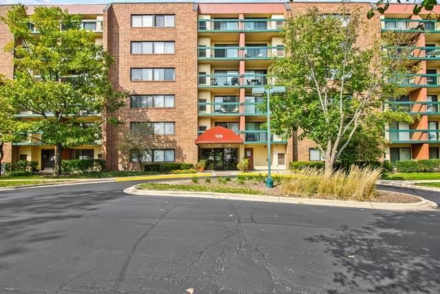 1800 Huntington Boulevard #410, Hoffman Estates, IL 60169 (MLS #10861153) :: John Lyons Real Estate