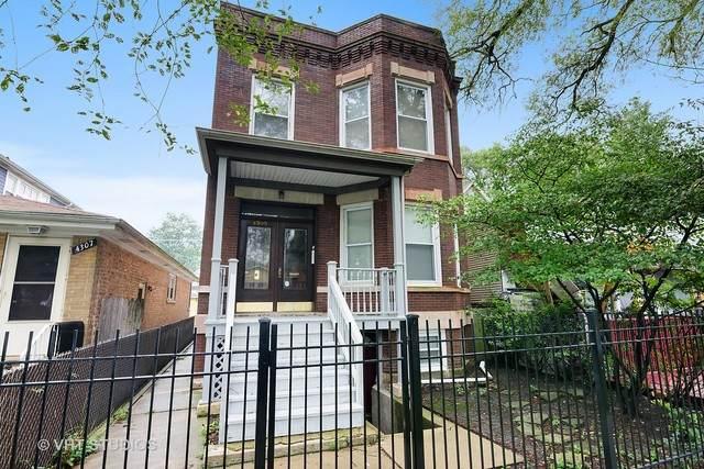 4305 N Whipple Street, Chicago, IL 60618 (MLS #10861233) :: Helen Oliveri Real Estate